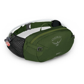 Osprey Seral 4 Hydration Waist Pack with Reservoir dustmoss green